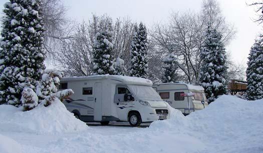 Sachsische Schweiz Campingplatz Am Thorwaldblick In
